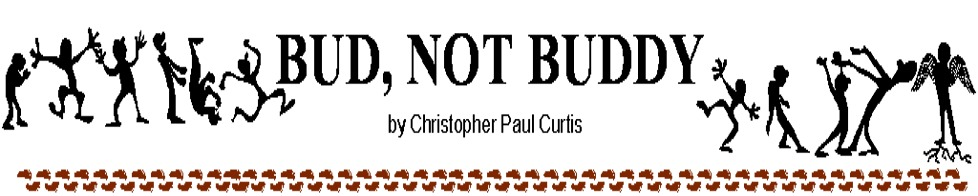 Top     Children s Novels      Bud  Not Buddy by Christopher Paul     Storyboard That