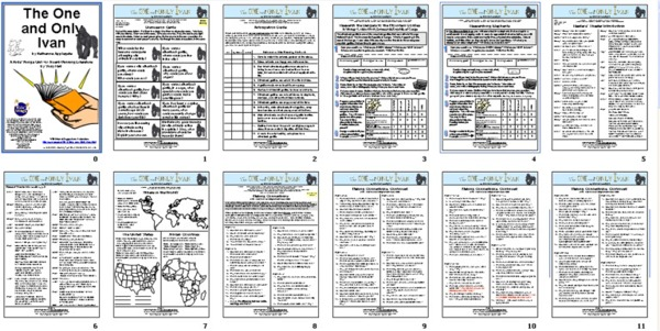 Home of the brave applegate lesson plans