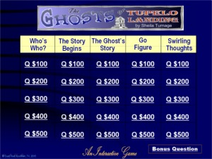 Kids Wings Activities and Lesson Plans for The Ghosts of Tupelo ...