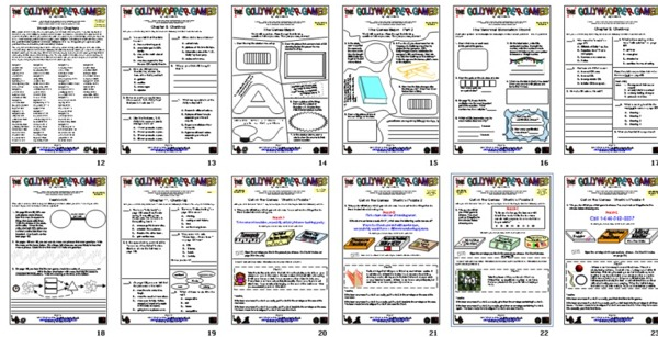 kids wings lesson plans and activities for the gollywhopper games rh suzyred com By Jody Feldman Gollywhopper Games The Gollywhopper Games Study Guide