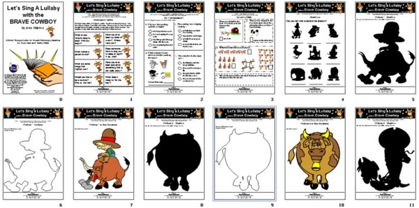 Kids Wings Activities For Let S Sing A Lullaby With The
